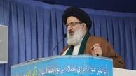 امام جمعه کرج خطاب به اعضای تشخیص مصلحت: نباید فشارها و جنگ روانی سبب تصمیم اشتباه شود