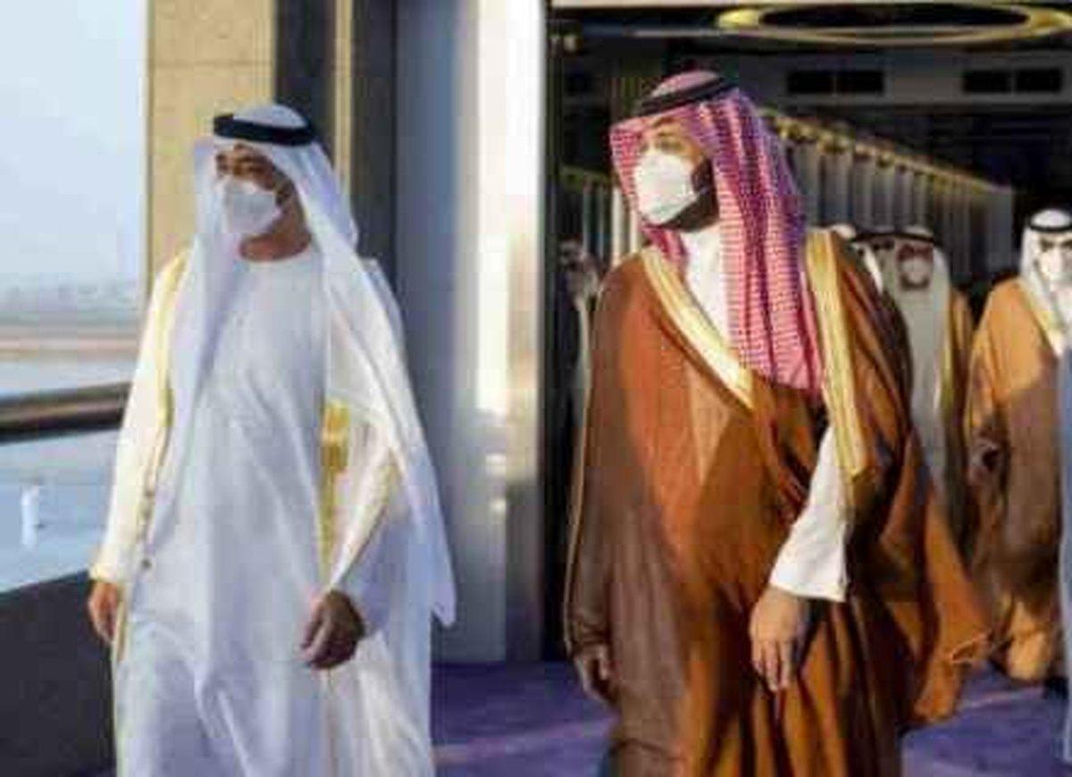 ولیعهد ابوظبی با بن سلمان در جده دیدار کردند