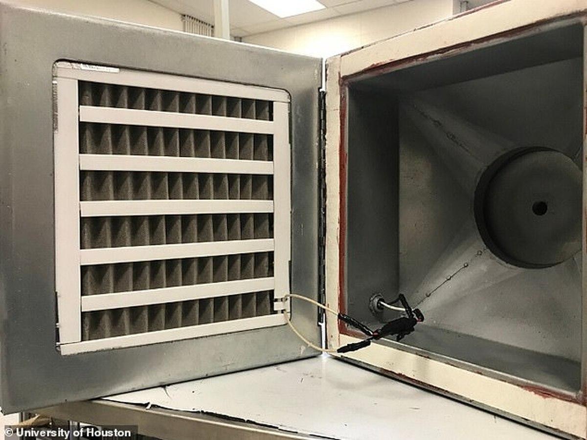 فیلتر هوایی که ویروس کرونا را از بین می بردساخته شد