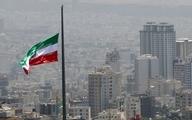 وزش تندباد در تهران