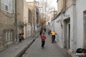 قصه کوچ یک محله