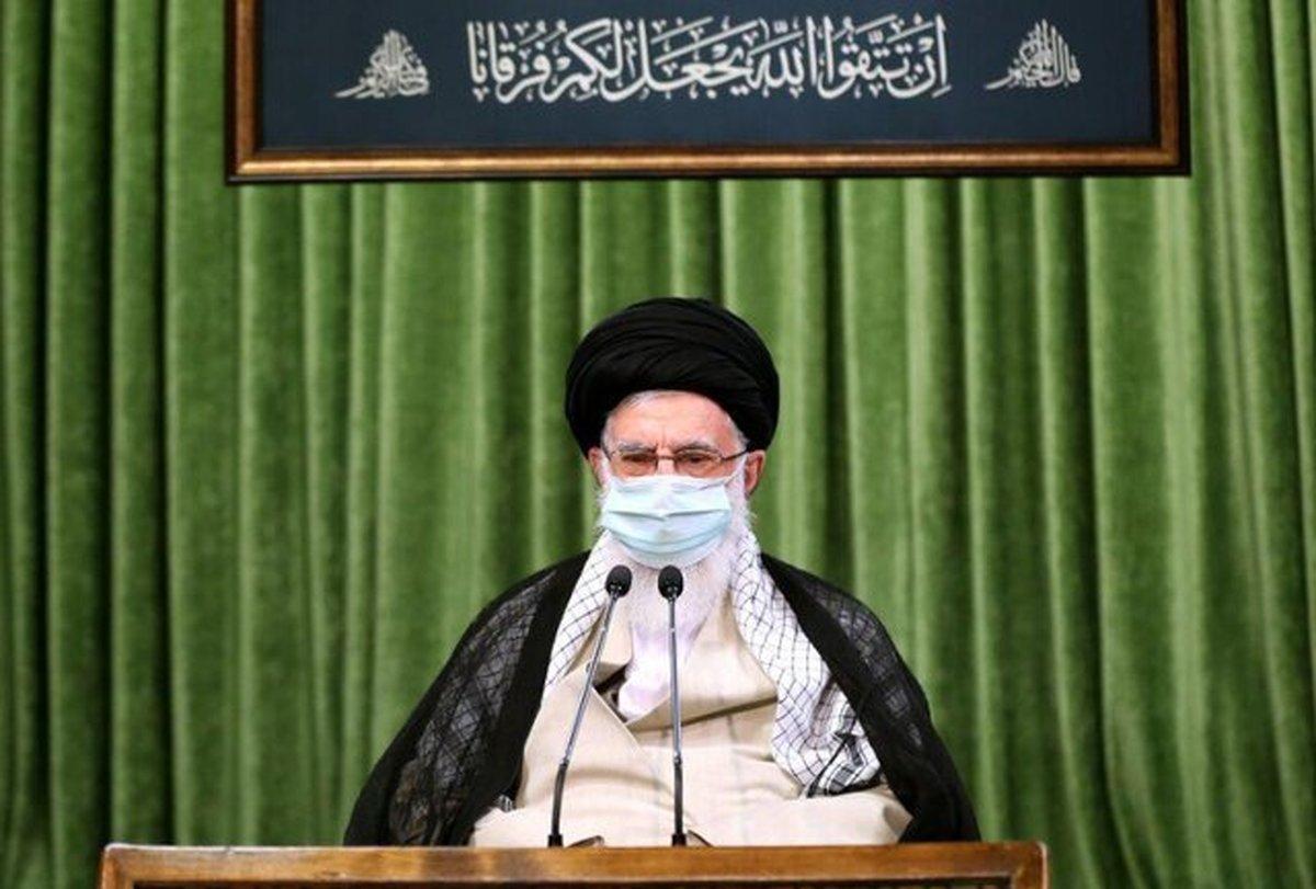 پخش زنده سخنرانی نوروزی رهبر معظم انقلاب در ساعت ۱۶:۳۰ امروز