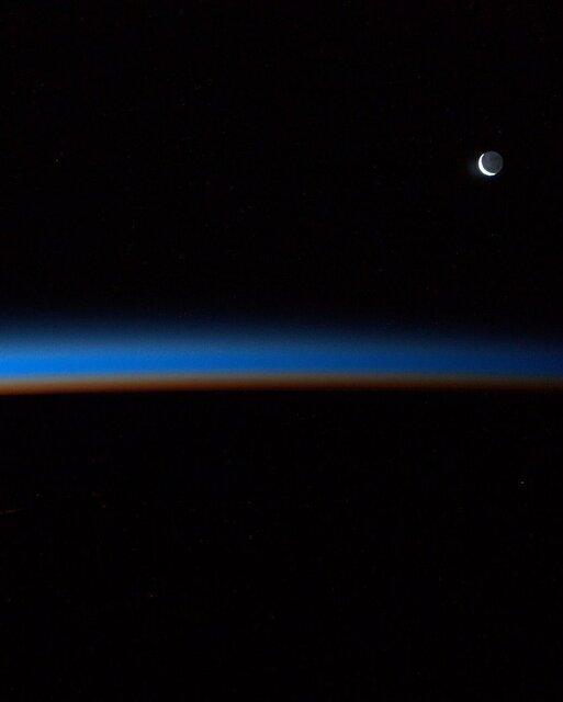 تبریک عید فطر به روش آژانس فضایی اروپا