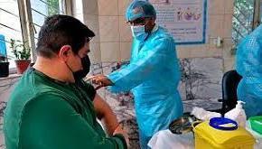 عراق در آغاز راه واکسیناسیون در عراق