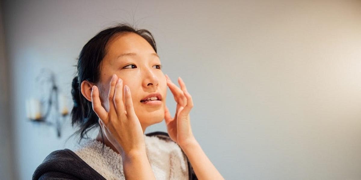 پاکسازی پوست به روش طبیعی