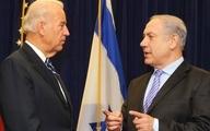 نتانیاهو: درباره ایران، با بایدن اختلاف نظر دارم