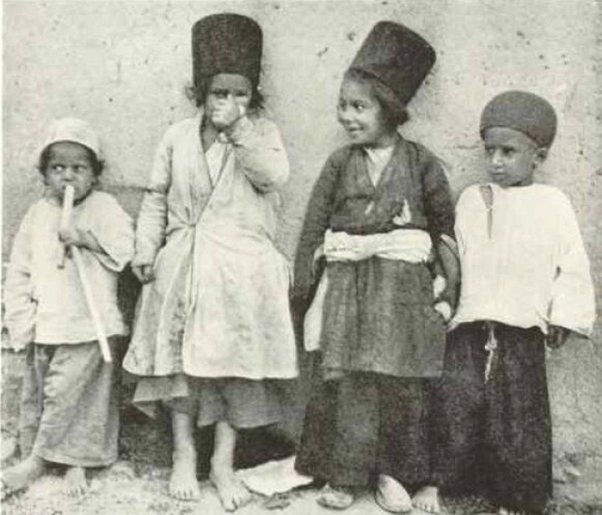 عکسهای صدساله  ایران در نشنال جئوگرافیک