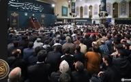 برگزاری مراسم عزاداری شهادت حضرت زهرا(س) با حضور رهبر انقلاب