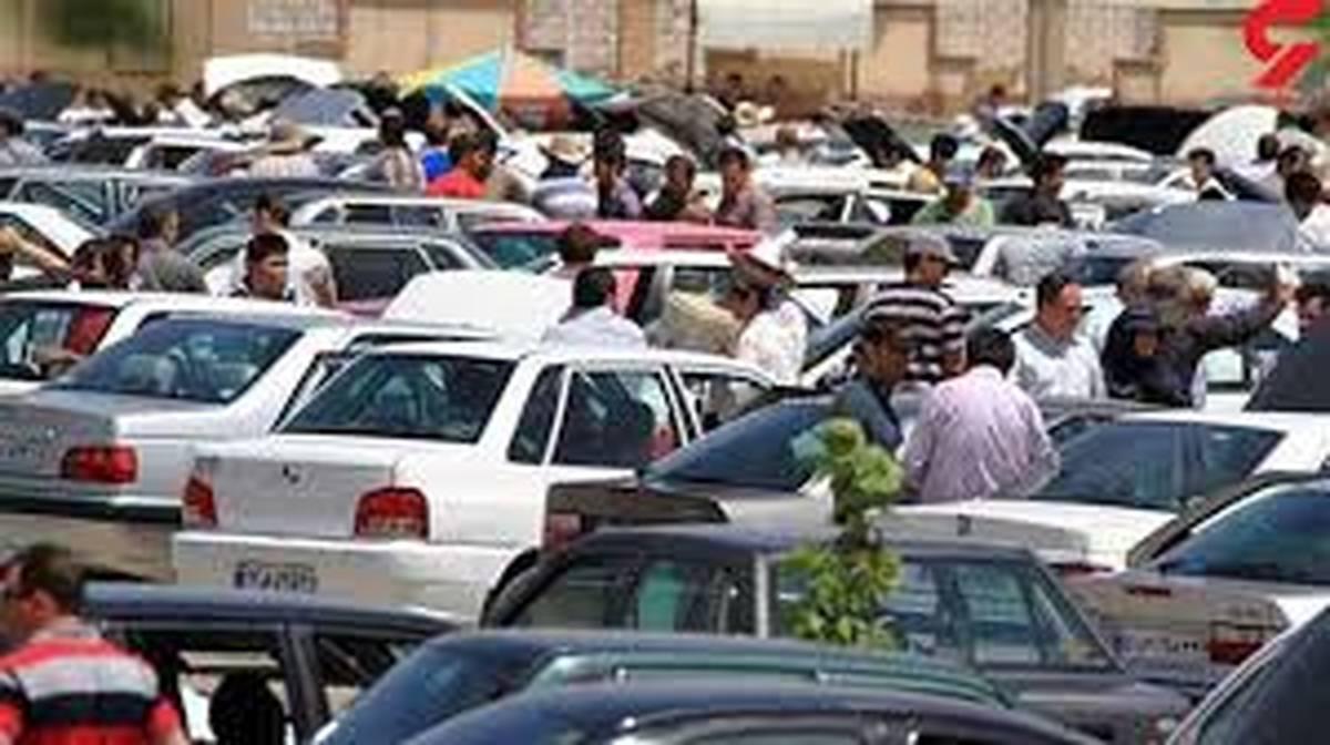 خودروهای ۲۰۰ تا ۳۰۰ میلیونی در بازار
