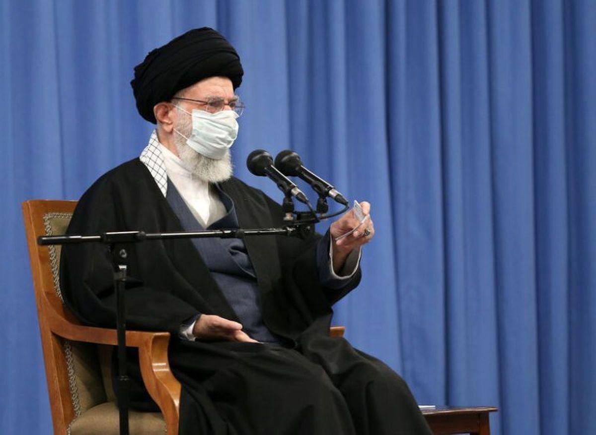 رهبر معظم انقلاب: غنی سازی ایران متناسب با نیاز کشور ممکن است به ۶۰ درصد هم برسد
