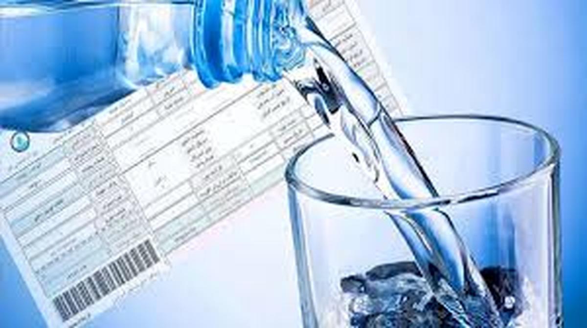 جزئیات رایگان شدن قبض آب مشترکان کممصرف اعلام شد