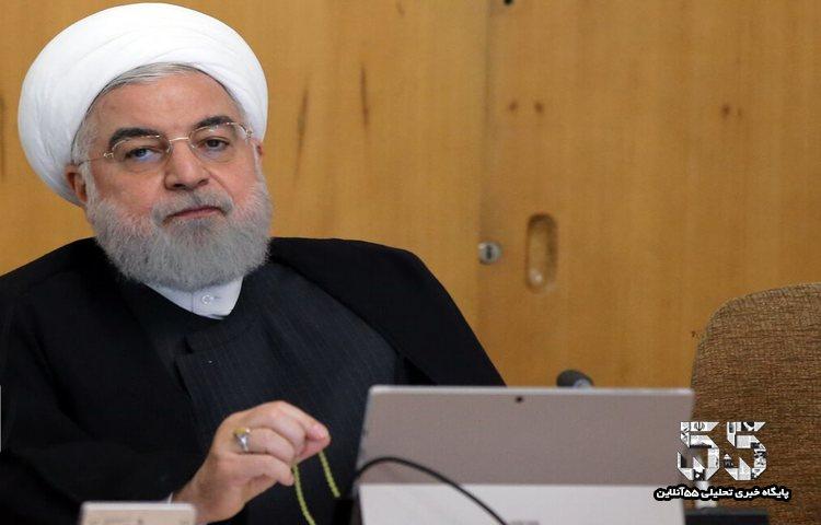 روحانی: اگر کشوری زودتر به واکسن کرونا دست یافت، برای خرید آن اقدام میکنیم   توقیف ۴ کشتی ایرانی از اساس دروغ است