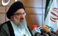 احمد خاتمی:  کسی که قانون اساسی را قبول ندارد نامزد انتخابات نشود