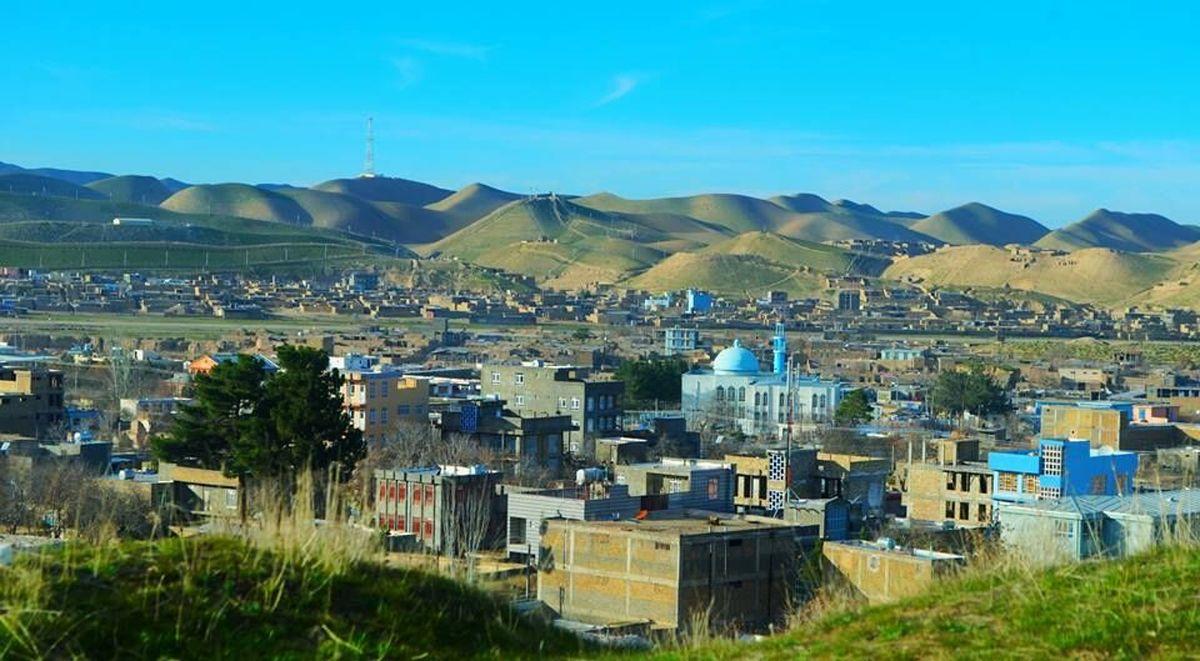 درگیری نیروهای دولتی افغانستان با طالبان در استان بادغیس در مرز ایران