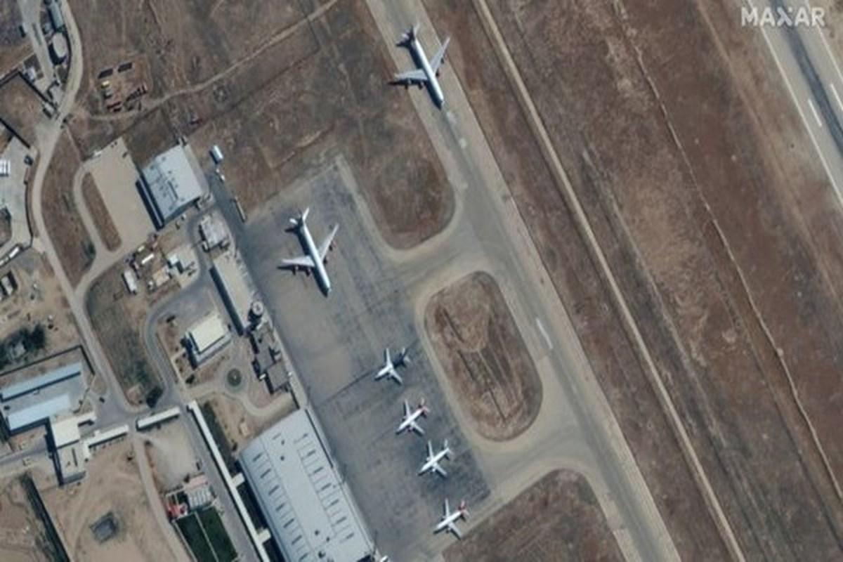 طالبان ۶ هواپیمای آمریکایی را گروگان گرفته است