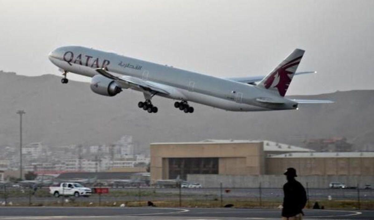 شروع دوباره پروازهای مسافری از فرودگاه کابل