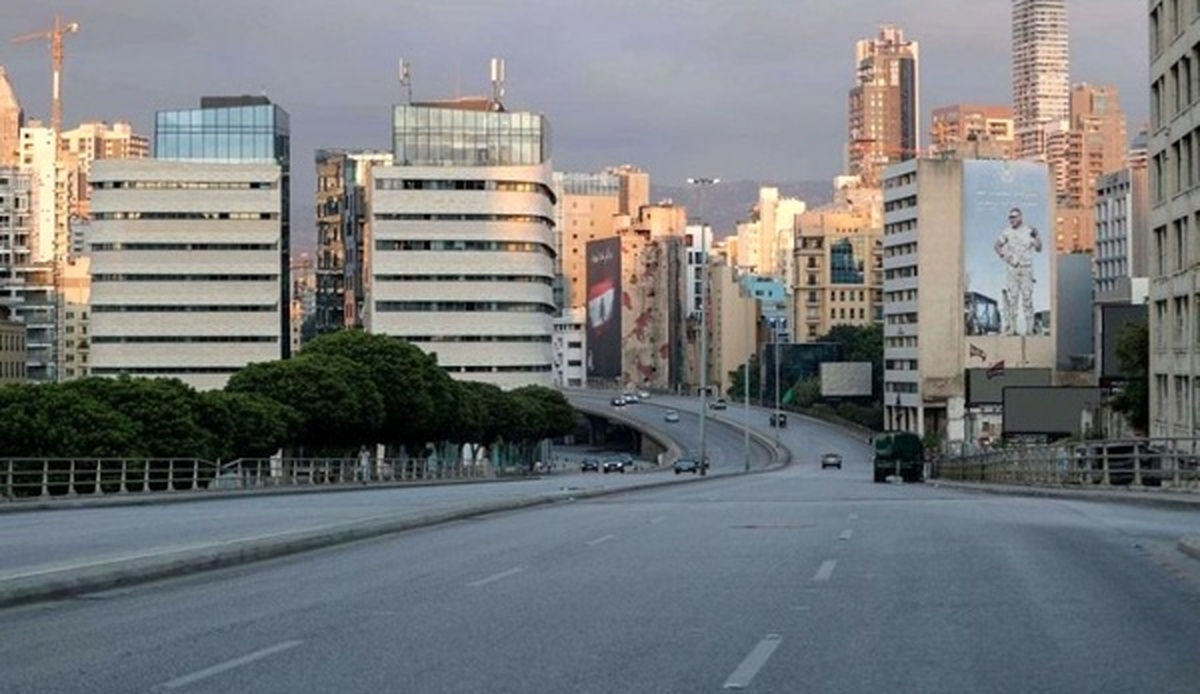 لبنان به علت کرونا ۱۷ روز تعطیل می شود