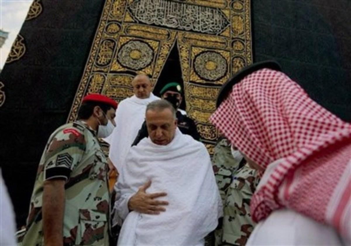بازداشت یک داعشی در خانه خدا