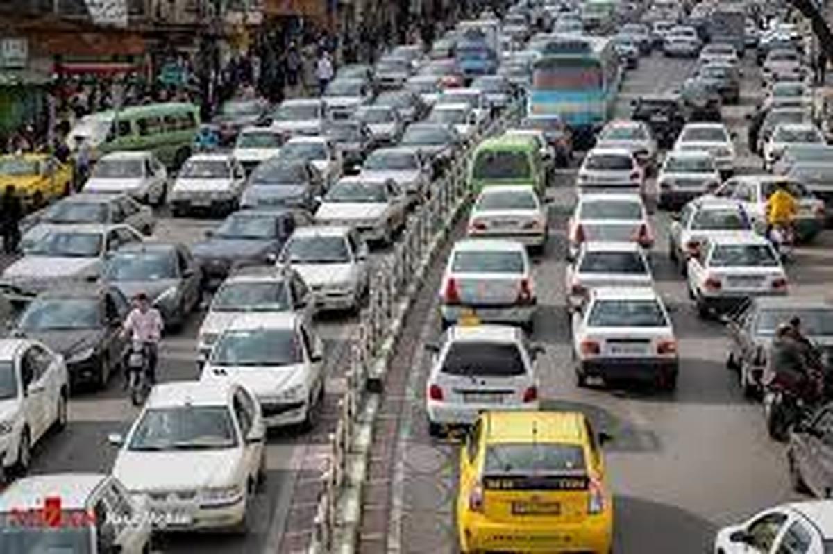 آخرین وضعیت ترافیکی جادههای کشور