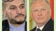 تماس تلفنی وزیران خارجه ایران و بلغارستان
