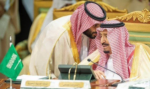 عربستان سعودی به سهام آمریکا حمله کرده است