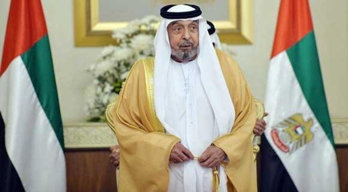 رئیس، ولیعهد و نخستوزیر امارات برای اسد پیام فرستادند