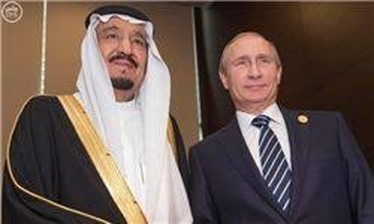 نفت   پوتین و ملک سلمان بر توسعه روابط متقابل تجاری توافق کردند