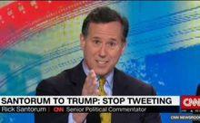سناتور آمریکایی خطاب به ترامپ: دیگر توییت نکن!