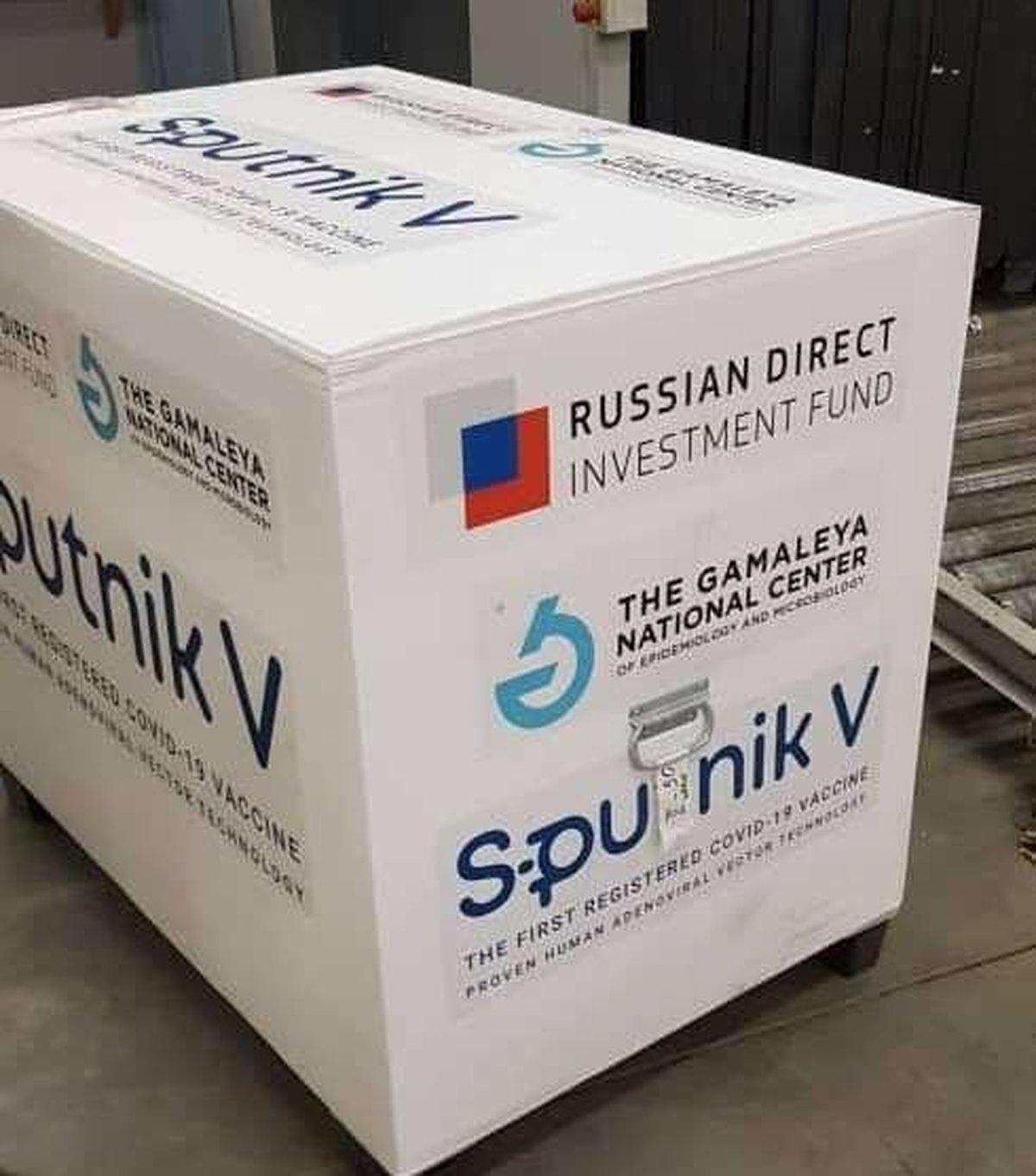 فردا محموله دوم واکسن کرونای روسی به ایران منتقل میشود