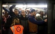 اعتصابهای کم سابقه فرانسه ادامه دارد