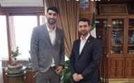 تماس وزیر ارتباطات با بیرانوند پس از توهین بحرینیها به سرود ملی ایران  وزیر جوان دولت که به شدت ورزشی است بلافاصله پس از این بازی با دروازهبان ایران حرف زده است.