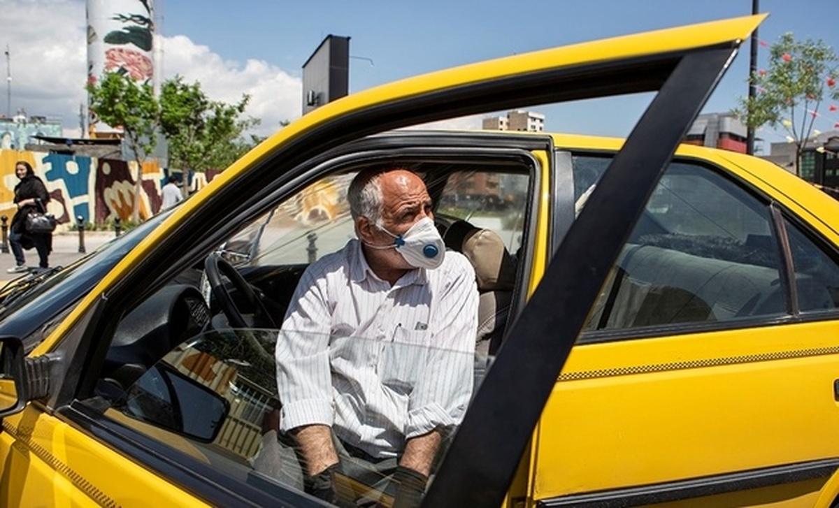 متاسفانه 10 هزار راننده مسافربر درون شهری هنوز  واکسن دریافت نکرده اند