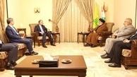 سید حسن نصرالله در دیدار با امیرعبداللهیان: ایران ثابت کرد که هم پیمان صادقی است