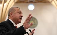 سقوط دوباره لیر ترکیه پس از اظهارات اردوغان درباره اخراج سفرای ۱۰ کشور