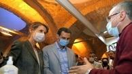 دمشق       حال بشار اسد و همسرش خوب است