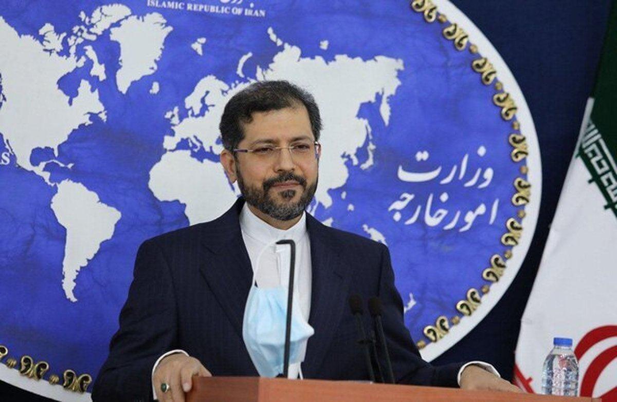 خطیبزاده: خبر تبادل زندانیان بین ایران و آمریکا تأیید نمیشود