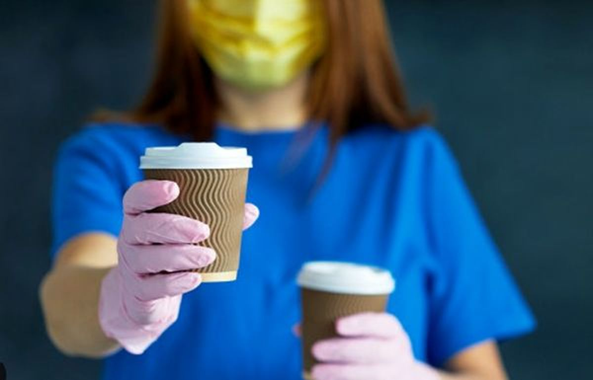 قهوه بخورید تا به کرونا مبتلا نشوید