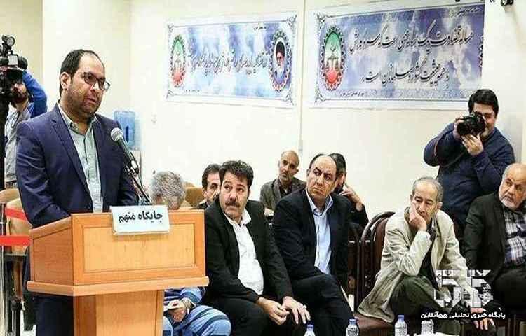 فرار  با پاسپورت تقلبی |  علی  اشرفریاحی کیست؟