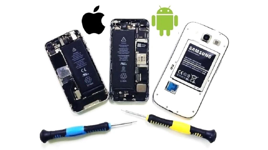 راهنمای تعمیرات موبایل