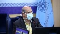 ماسک های جاذب کرونا     شرایط این روز های تهران بسیار تلخ است