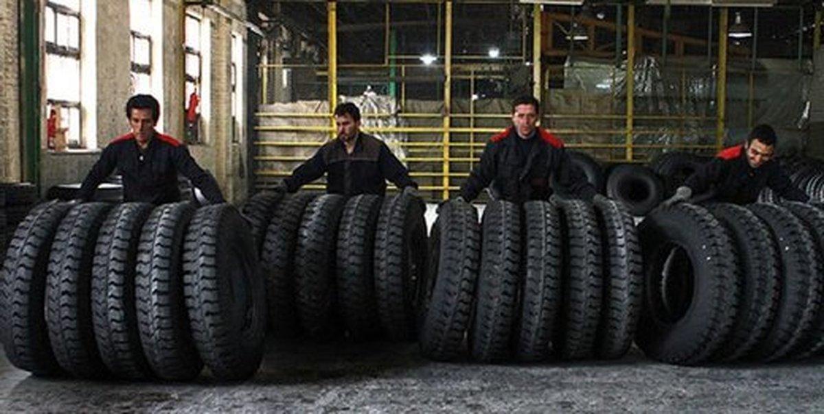 تایر خودرو   قیمت جدید انواع تایر خودرو مشخص شد.