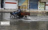 باران  4 شهر خوزستان را تعطیل کرد