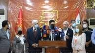 حزب کمونیست عراق انتخابات پارلمانی را تحریم کرد