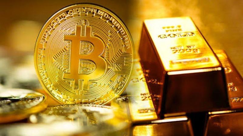 بیت کوین پایین آمد |  بازار طلا در انتظارروز جمعه
