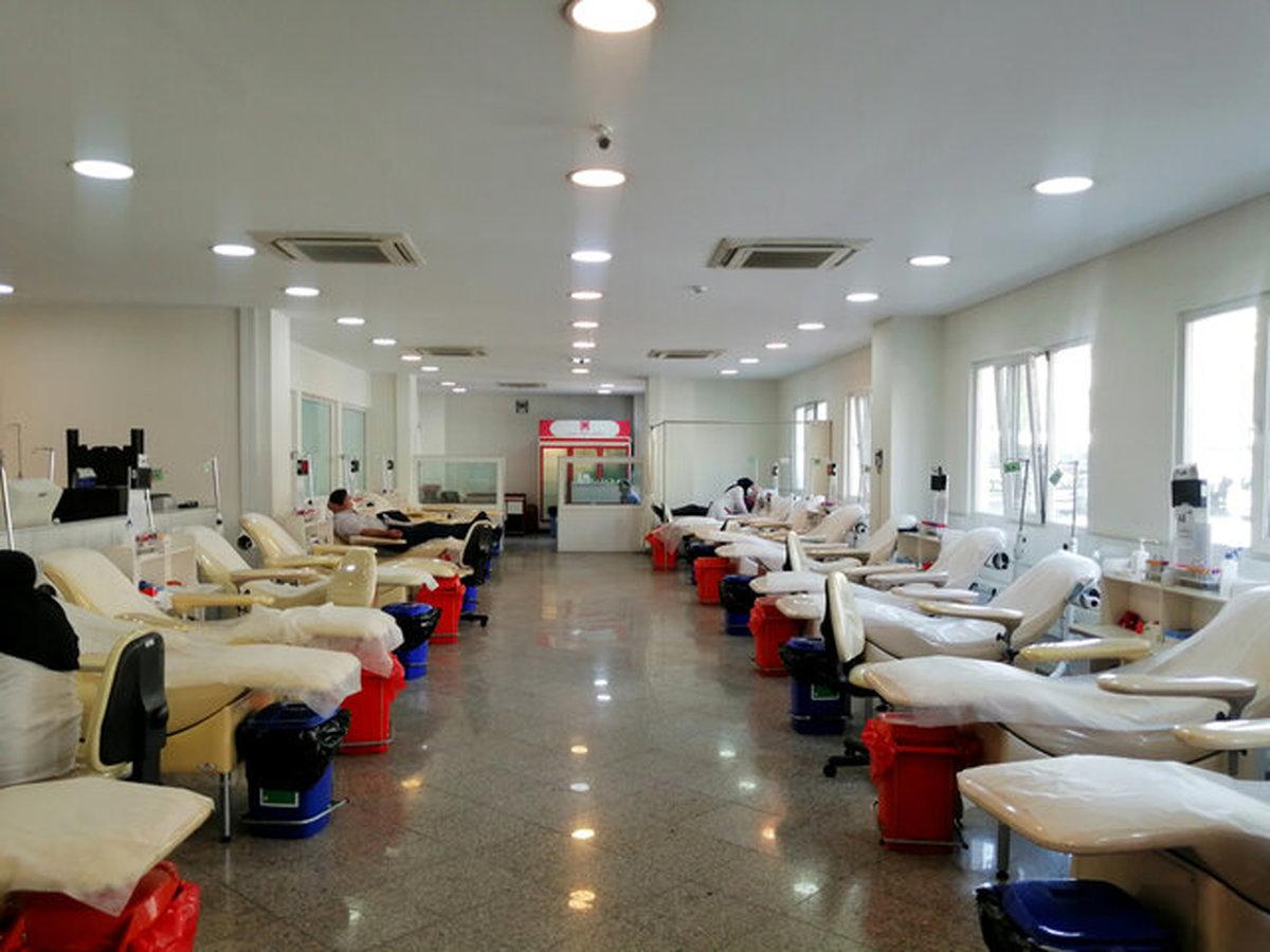 کاهش شدید ذخایر خونی در تهران و درخواست از شهروندان