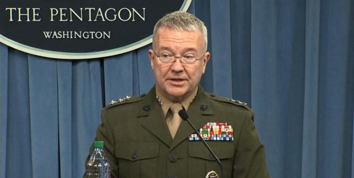 آمریکاپس از حمله ایران به پایگاه عینالاسد در آستانه ورود به جنگ با ایران بود