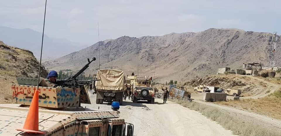 گروه طالبان  |  در حمله هوایی ۳۷ عضودیگر طالبان کشته شدند