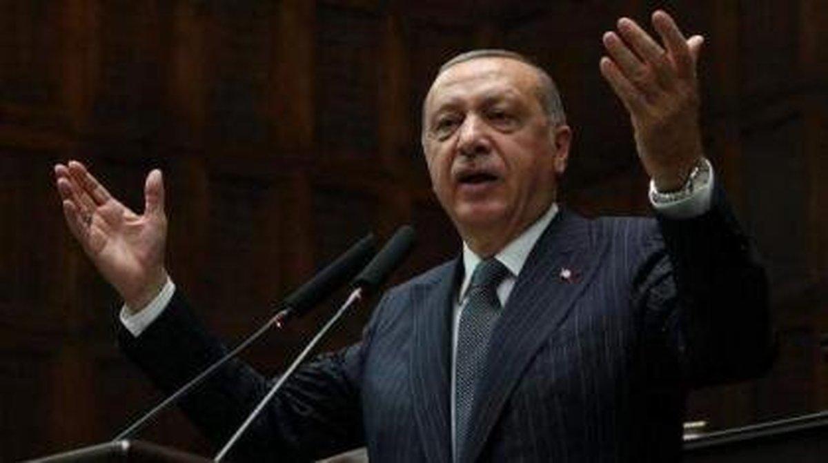 اردوغان: هرکس در منطقه میخواهد سنگی جابهجا کند باید اول از ترکیه اجازه بگیرد