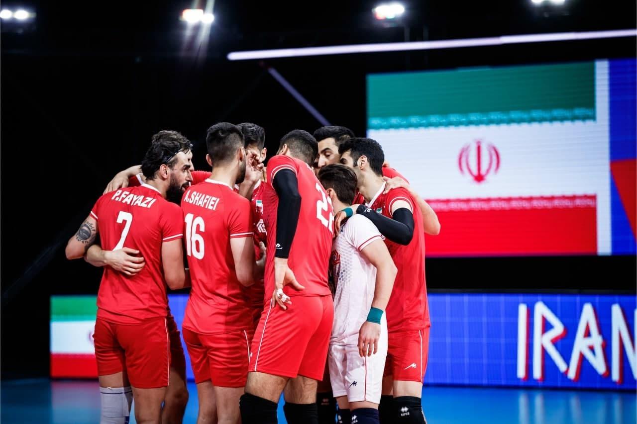 والیبال ایران با شکست مقابل آرژانتین به کار خود پایان داد