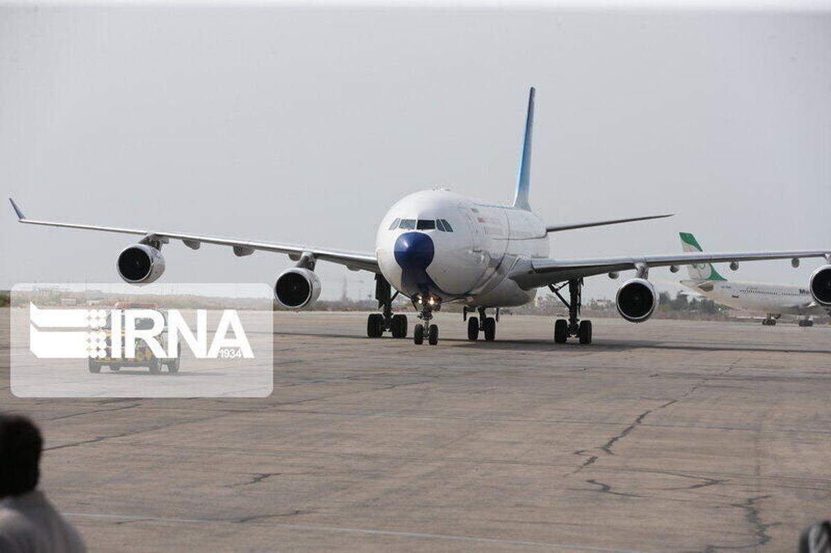 پرواز تهران - ایلام به دلیل نقص فنی به مبدا بازگشت
